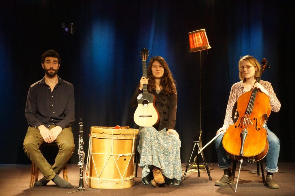 Photo de La Matusita sur scène