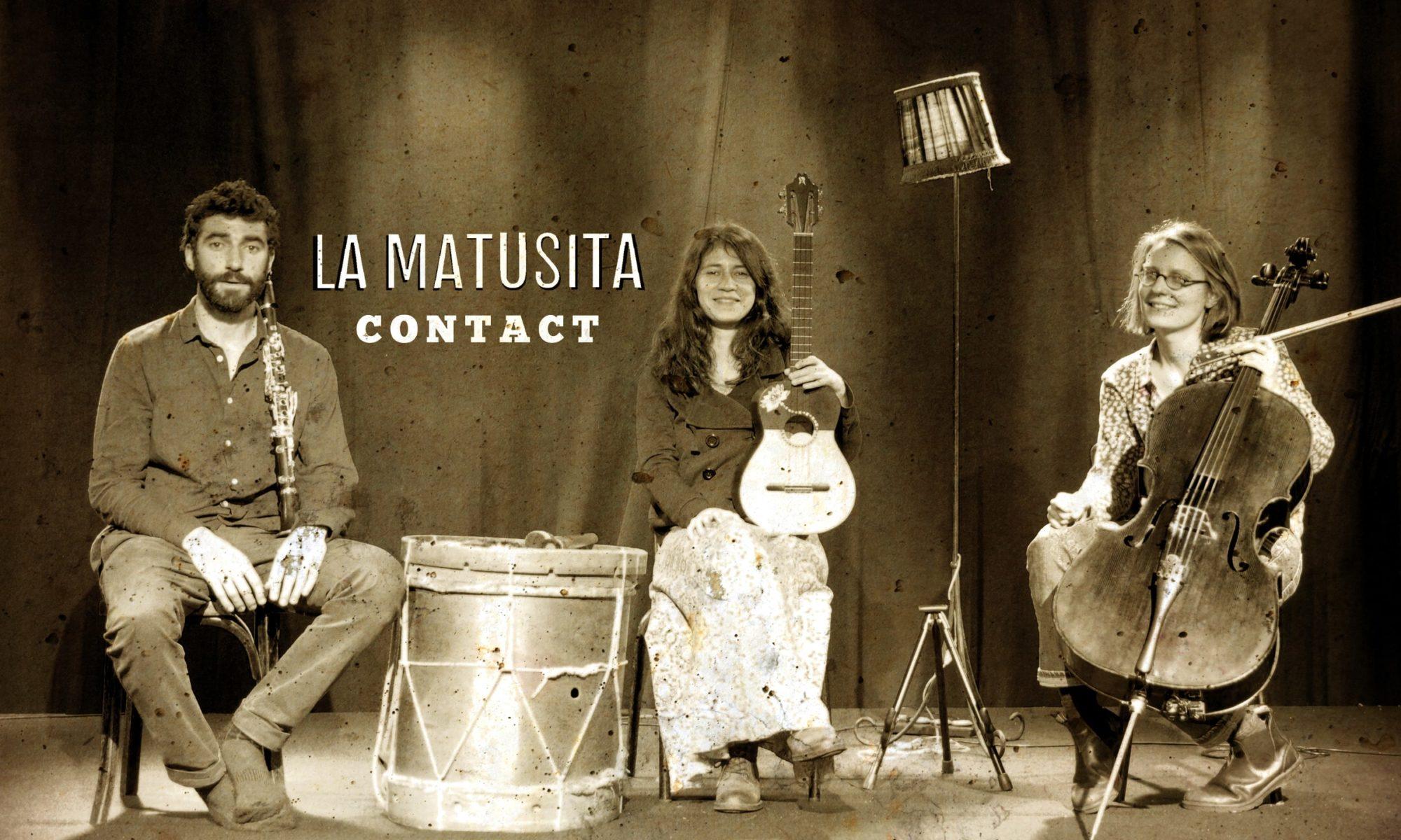 Photo vintage La Matusita